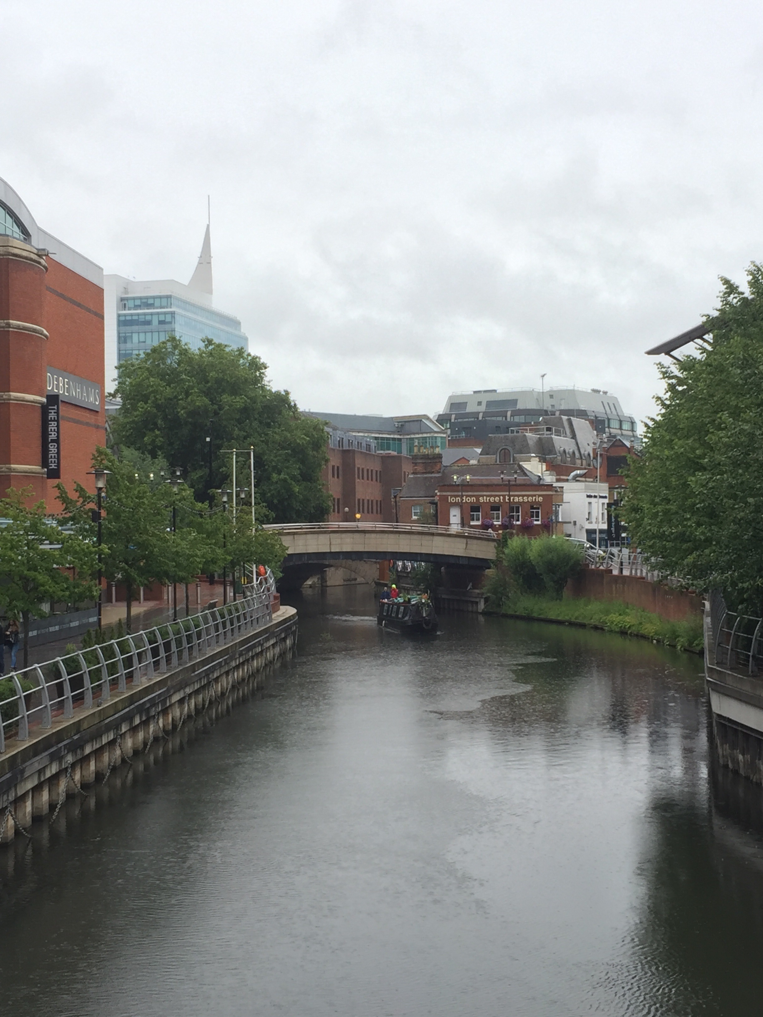 Yesterday The Weather Wasn't Fantastic So We Headed Into Reading Town  Centre For A Lovely Lunch And Cinema Trip For The Little Postcards And  Their Friends